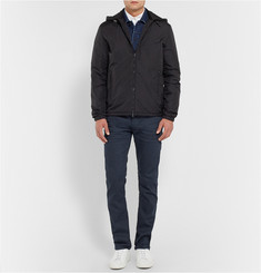Acne Studios Wilfred Hooded Quilted Shell Jacket