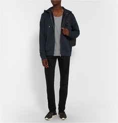 Acne Studios Johna Cotton-Blend Jersey Hoodie