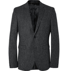Acne Studios Grey Aron Slim-Fit Wool-Tweed Suit Jacket