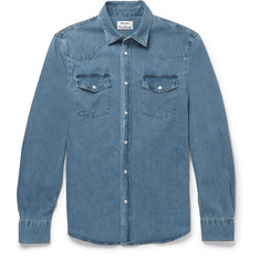 Acne Studios - Ewing Washed-Denim Shirt
