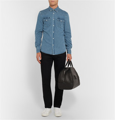 Acne Studios Ewing Washed-Denim Shirt