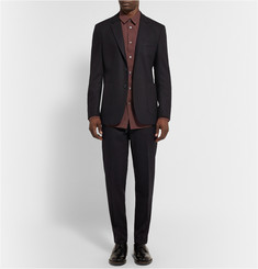 Acne Studios Stan Slim-Fit Wool Suit Trousers