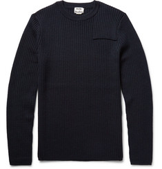 Acne Studios Julius Ribbed Wool Sweater