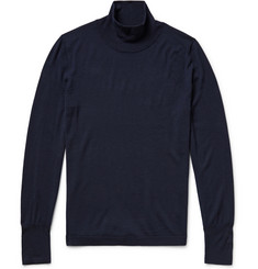 Acne Studios Joakim Rollneck Merino Wool Sweater
