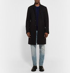 Acne Studios Max Slim-Fit Washed-Denim Jeans