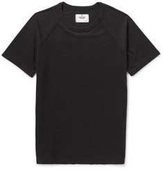 Reigning Champ Slim-Fit Raglan-Sleeve Cotton-Jersey T-Shirt