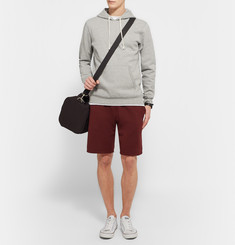Reigning Champ Fleece-Backed Cotton-Jersey Hoodie