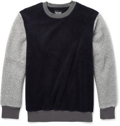 Christopher Raeburn Colour-Block Fleece Sweater