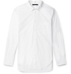 Alexander Wang Cotton-Poplin Shirt