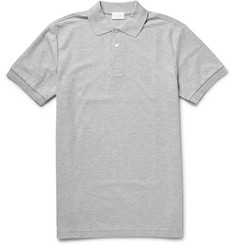 Handvaerk Slim-Fit Pima Cotton-Piqué Polo Shirt