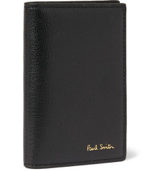 Paul Smith Shoes & Accessories Grained-Leather Cardholder