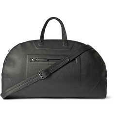 Maison Margiela Grained-Leather Holdall