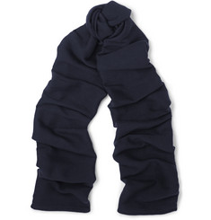 Maison Margiela Wool and Silk-Blend Scarf