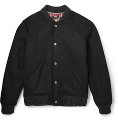 A.P.C. Virgin Wool Teddy Jacket