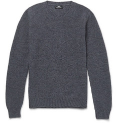 A.P.C. Donegal Wool Sweater