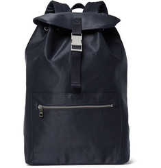 A.P.C. Cotton-Twill Backpack