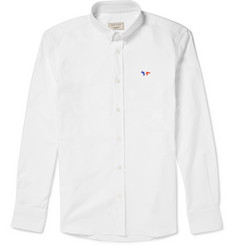 Maison Kitsuné Cotton Oxford Shirt