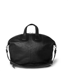 Givenchy Nightingale Textured-Leather Tote Bag