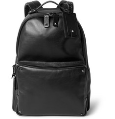Valentino Studded Leather Backpack