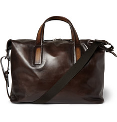 Berluti Gloria Burnished-Leather Holdall