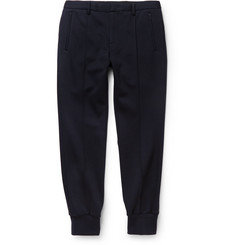 Wooyoungmi Tapered Wool-Blend Jersey Sweatpants