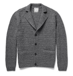 Wooyoungmi Mélange Wool-Blend Cardigan