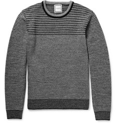 Wooyoungmi Mélange Knitted Sweater
