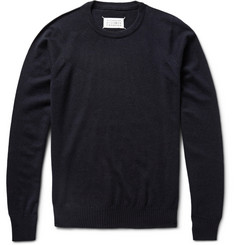 Maison Margiela Knitted Cashmere Sweater