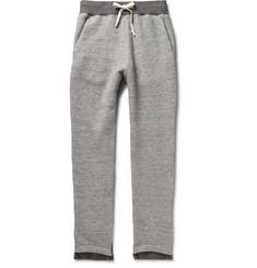 Maison Margiela Slim-Fit Tapered Knitted Sweatpants