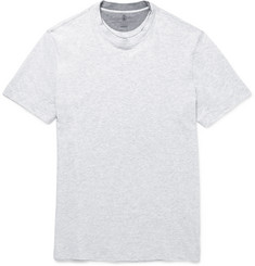 Brunello Cucinelli Mélange Cotton-Jersey T-Shirt