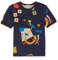J.W.Anderson Printed Cotton-Jersey T-Shirt