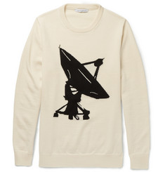 J.W.Anderson Satellite-Intarsia Merino Wool Sweater