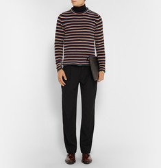 J.W.Anderson Double-Pleat Wool-Twill Trousers