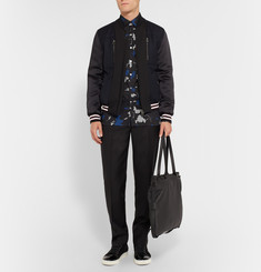 Lanvin Floral-Print Cotton Shirt