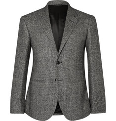 Raf Simons Wool, Silk, Linen and Cashmere-Blend Suit Jacket