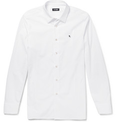 Raf Simons Stretch Cotton-Poplin Shirt