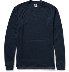 NN.07 Villum Shell-Trimmed Merino Wool Sweater