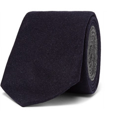 Brunello Cucinelli Wool, Silk and Cashmere-Blend Tie