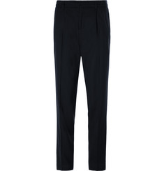 Balmain Stretch Wool-Twill Trousers