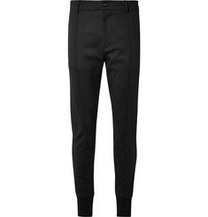 Dolce & Gabbana Slim-Fit Stretch Virgin Wool-Blend Trousers