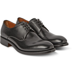 Acne Studios - Brushed Leather Derby Shoes