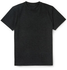 Christopher Kane Checked Wool T-Shirt