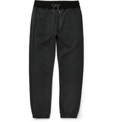 Christopher Kane Checked Wool Sweatpants