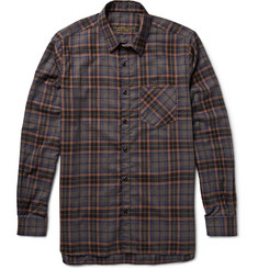 Freemans Sporting Club Checked Flannel Shirt