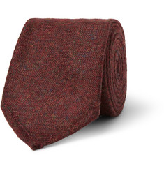 Freemans Sporting Club Wool Mélange Tie