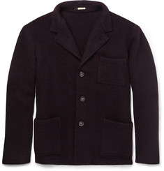 Massimo Alba Herringbone Wool Jacket