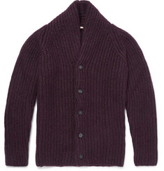 Massimo Alba Yak, Mohair and Silk-Blend Cardigan