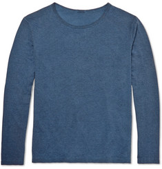 Massimo Alba Cotton and Cashmere-Blend Jersey T-Shirt