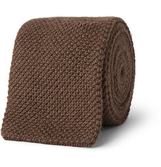 Richard James Knitted Cashmere Tie