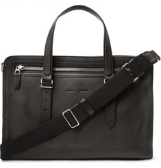Proenza Schouler Hoyt 24-Hour Leather Holdall